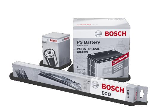 Die graue Linie von Bosch