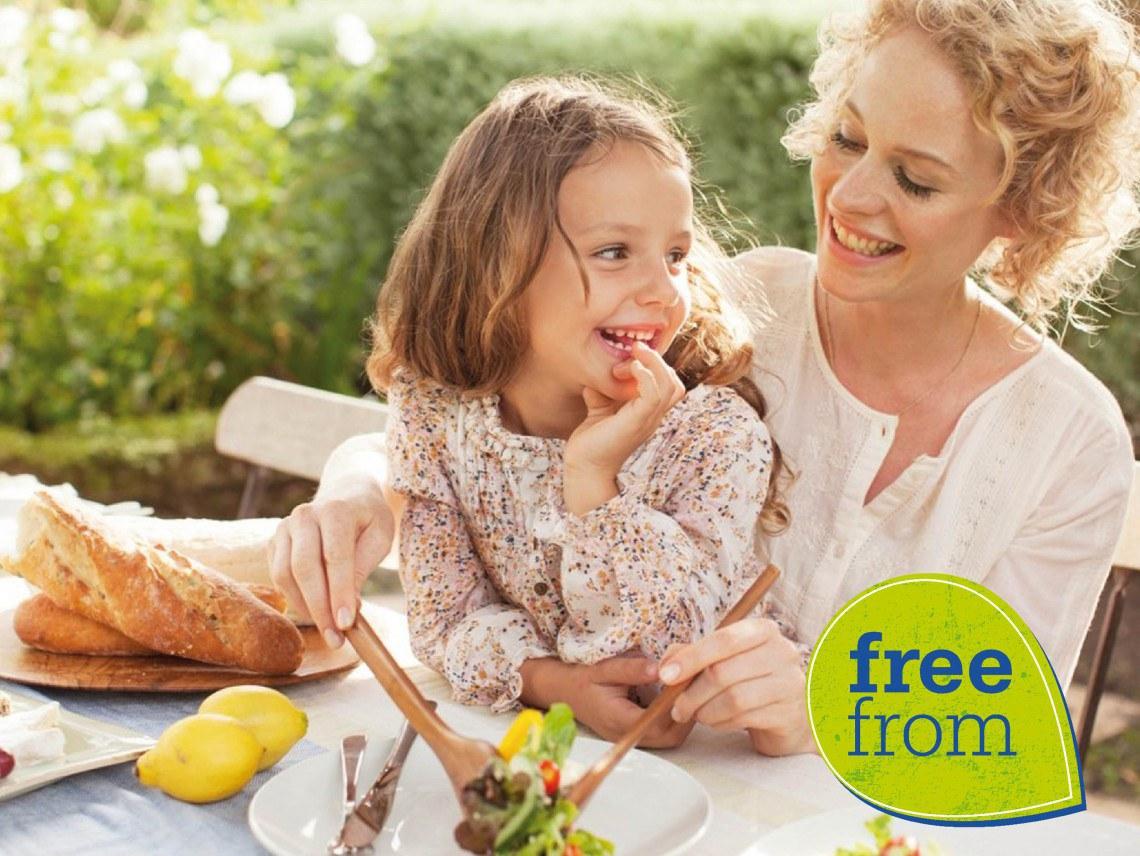Die Marke FreeFrom bietet Sicherheit und Genuss.